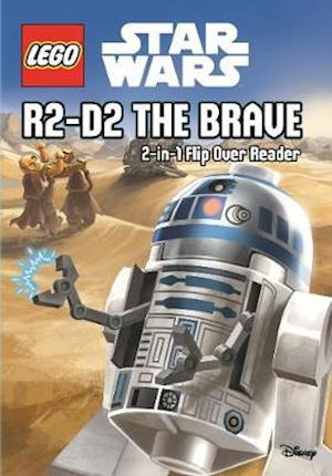 Bog, paperback LEGO Star Wars: 2-in-1 Flip Over Reader: R2-D2 the Brave/Han Solo's Adventures af Egmont UK Ltd