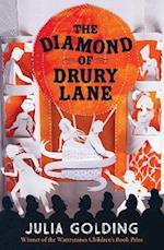 The Diamond of Drury Lane (Cat Royal, nr. 1)