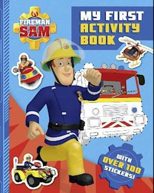 Bog, paperback Fireman Sam: My First Activity Book af Egmont UK Ltd