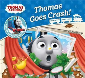 Bog, paperback Thomas & Friends: Thomas Goes Crash