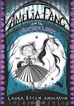 Amelia Fang and the Unicorn Lords (The Amelia Fang Series, nr. 2)