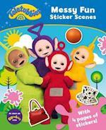 Teletubbies: Messy Fun Sticker Scene