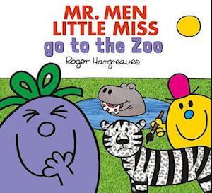 Mr. Men at the Zoo