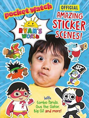 Ryan's World: Amazing Sticker Scenes