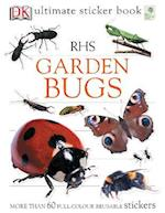 RHS Garden Bugs Ultimate Sticker Book (Ultimate Stickers)
