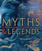 Myths and Legends af Philip Wilkinson