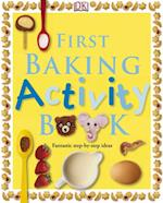 First Baking Activity Book
