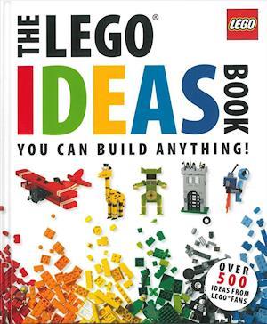 Bog, hardback The LEGO Ideas Book af Daniel Lipkowitz