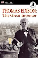 Thomas Edison - The Great Inventor (DK Readers. Level 4)