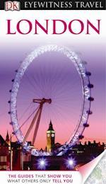 DK Eyewitness Travel Guide: London (DK Eyewitness Travel Guide)