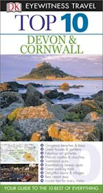 DK Eyewitness Top 10 Travel Guide: Devon & Cornwall af Robert Andrews