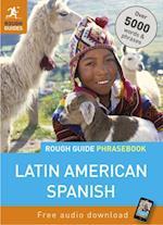 Rough Guide Phrasebook: Latin American Spanish