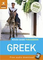 Rough Guide Phrasebook: Greek