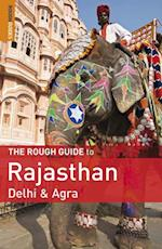 Rough Guide to Rajasthan, Delhi & Agra af Gavin Thomas