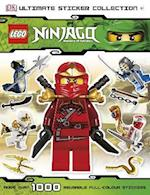 LEGO (R) Ninjago Ultimate Sticker Collection (Ultimate Stickers)