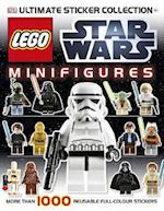 LEGO (R) Star Wars Minifigures Ultimate Sticker Collection (Ultimate Stickers)