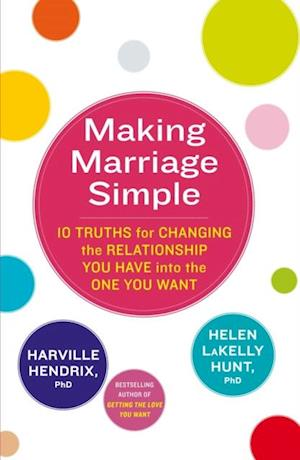 Making Marriage Simple af Harville Hendrix