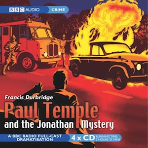 Paul Temple and the Jonathan Mystery af Francis Durbridge