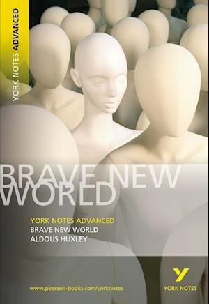 Bog, paperback Brave New World: York Notes Advanced af Aldous Huxley