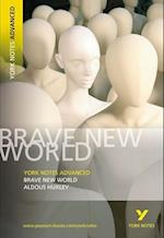 Brave New World: York Notes Advanced (York Notes Advanced)