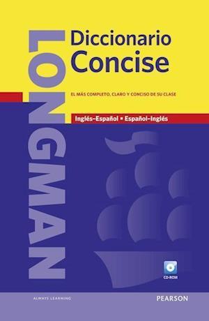 Longman Diccionario Concise Cased and CD-ROM