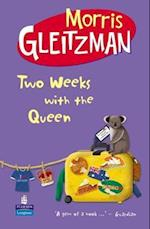 Two Weeks with the Queen hardcover educational edition af Morris Gleitzman