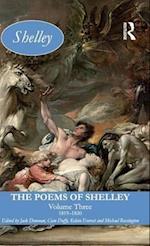 The Poems of Shelley af Jack Donovan, Michael Rossington, Kelvin Everest