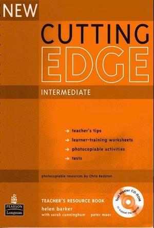 New Cutting Edge Intermediate Teachers Book and Test Master CD-Rom Pack