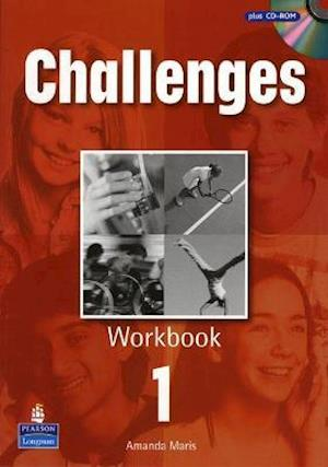 Challenges Workbook 1 and CD-Rom Pack