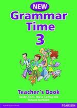 Grammar Time Level 3 Teachers Book New Edition af Sandy Jervis, Maria Carling