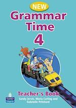 Grammar Time Level 4 Teachers Book New Edition af Sandy Jervis