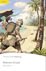 Level 2: Robinson Crusoe (Penguin Readers Simplified Text, nr. 2)
