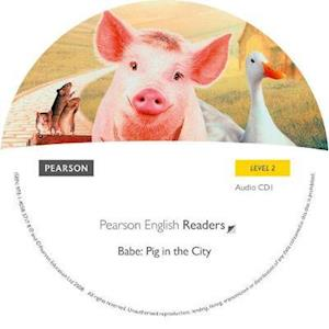 Level 2: Babe-Pig in the City CD for Pack