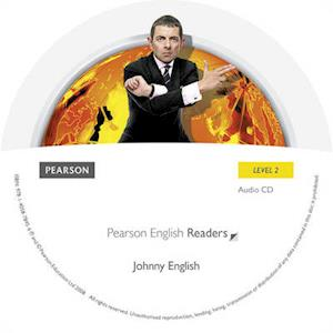 Lydbog, CD Level 2: Johnny English CD for Pack