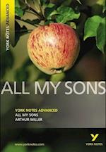 All My Sons: York Notes Advanced (York Notes Advanced)
