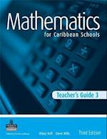 Maths for Caribbean Schools Teachers Guide 3 New Edition