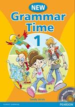 Grammar Time 1 Student Book Pack New Edition af Amanda Thomas, Sandy Jervis