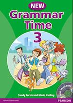 Grammar Time 3 Student Book Pack af Maria Carling, Sandy Jervis