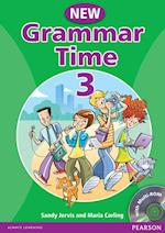 Grammar Time 3 Student Book Pack New Edition af Maria Carling, Sandy Jervis