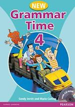 Grammar Time 4 Student Book Pack New Edition af Sandy Jervis, Maria Carling