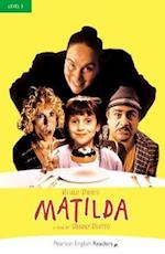 Level 3: Matilda (Penguin Readers Simplified Text)