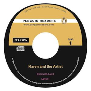 Level 1: Karen and the Artist Book & CD Pack