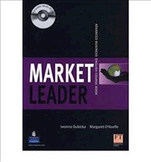 Market Leader Advanced Coursebook/Multi-Rom Pack