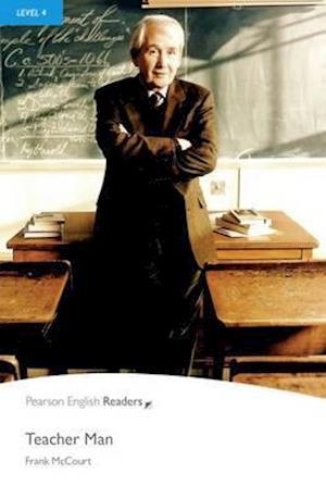 Bog, paperback Level 4: Teacher Man af Frank McCourt