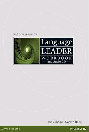 Language Leader Pre-Intermediate Workbook without Key and Audio CD Pack
