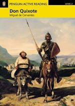 Don Quixote, Level 2, Penguin Active Readers af Nancy Taylor, Miguel Cervantes