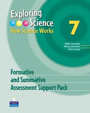 Exploring Science : How Science Works Year 7 Formative and Summative Assessment Support Pack