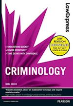 Law Express: Criminology (Revision Guide) (Law Express)