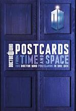 Doctor Who Postcards from Time and Space (Doctor Who)