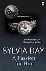 A Passion for Him (Historical series, nr. 3)